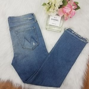 Mother ankle jeans